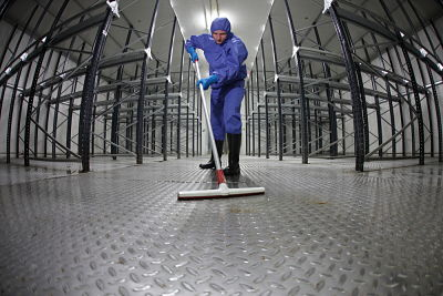 limpieza industrial